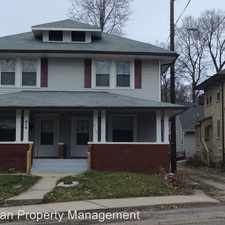 Rental info for 916-18 FAIRFIELD AVE in the Indianapolis area