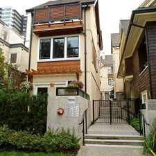 Rental info for 1076 Nicola Street in the Downtown area