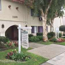 Rental info for 7356 Corbin Ave. #9 in the Los Angeles area