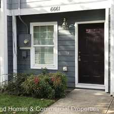 Rental info for 6661 N. Columbia Way in the Portsmouth area