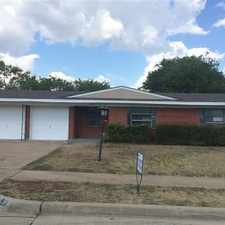 Rental info for 1429 Oak Grove Road, Ft. Worth, TX 76134 in the Hallmark-Camelot area