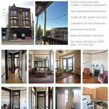 Rental info for 2187 North Clybourn Avenue #3 in the Chicago area