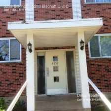 Rental info for 5252 Bischoff in the St. Louis area