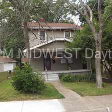 Rental info for Updated 3 Bedroom 1 Mile of University of Dayton in the Dayton area