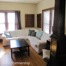 Rental info for 307 N. Paterson St. in the Marquette area