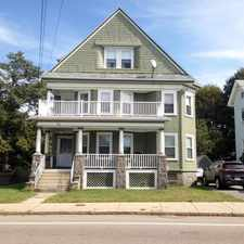 Rental info for 921 Adams St. in the Ashmont area