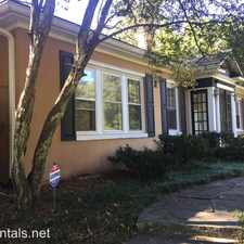 Rental info for 435 Rock Springs Rd NE in the Piedmont Heights area