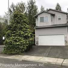 Rental info for 609 84th Ave SE