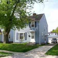 Rental info for 3757 Grosvenor in the South Euclid area