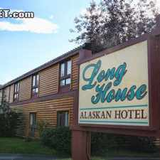 Rental info for $900 0 bedroom Hotel or B&B in Anchorage Bowl Turnagain in the Anchorage area