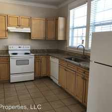 Rental info for 2924-26 Republic in the New Orleans area