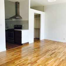 Rental info for 1369 Fulton Street in the New York area