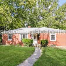 Rental info for 2851 Rex Court, Indianapolis, IN 46222 in the Marian - Cold Springs area