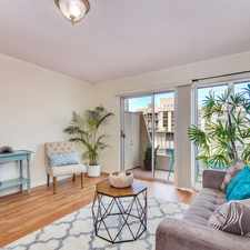 Rental info for Makiki Winds # 308