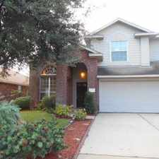 Rental info for Impressive Kimball Hill Home In Willow Falls in the Houston area