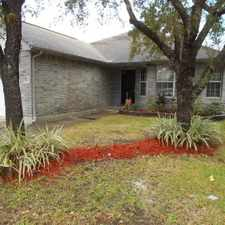 Rental info for Spectacular 3 Bedroom Home In Bay Colony in the League City area