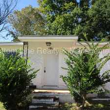 Rental info for Cozy 2 Bedroom Home in the Biddleville area
