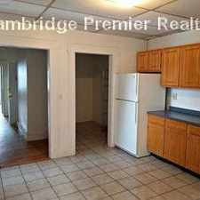Rental info for Windsor St in the Boston area