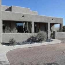 Rental info for 13941 E QUAIL TRACK Drive Scottsdale, Four BR/Two BA home with a