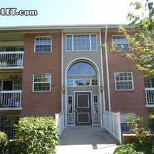 Rental info for $1595 2 bedroom Apartment in McLean in the East Side area
