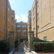 Rental info for 4440 North Western Avenue #2 Bedroom in the Chicago area