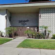 Rental info for Westgate Villa Apartments in the Azusa area