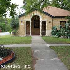Rental info for 947 W Gramercy Pl in the San Antonio area