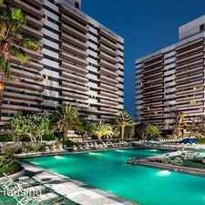 Rental info for 11740 Wilshire A707 - MP-AB in the Los Angeles area