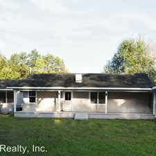 Rental info for 1401 Walter Smith Road