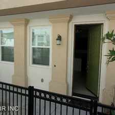 Rental info for 40359 Calle Real