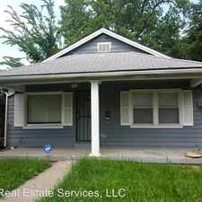 Rental info for 3223 Brooklyn Ave in the Kansas City area