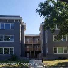 Rental info for 1400 Hampton Boulevard in the Ghent area