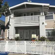 Rental info for 262-266 W. 10th St. in the Northwest San Pedro area