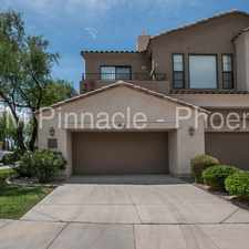 Rental info for Luxurious Villa in Golfers Paradise of Phoenix - VACATION RENTAL in the Phoenix area