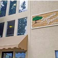 Rental info for Sequoia Grove in the Halcyon-Foothill area