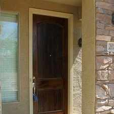 Rental info for Spacious Townhome With Beautiful Upgrades.