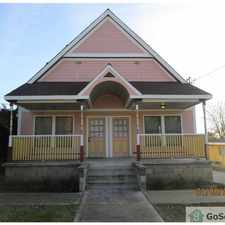 Rental info for BUILT AS A VICTORIAN STYLE HOME WITH PAZZZZZZZ. 2 STORY CENTRAL HEAT AND AIR, DUAL PANEL WINDOWS BLINDS. FRONT COVERED PORCH AND REAR COVERED DECK