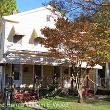 Rental info for 1027 Jackson Ave in the Chesapeake area