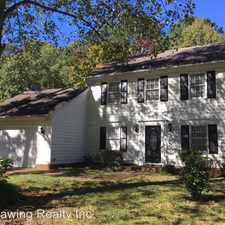 Rental info for 5324 Donnefield Drive in the Becton Park area