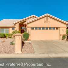 Rental info for 3719 N 151st Ave