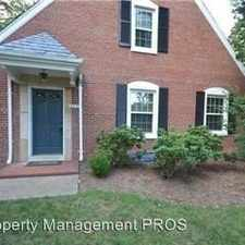 Rental info for 4510 36th St. South in the Fairlington area