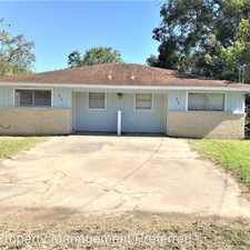 Rental info for 618 N Vionett Ln in the Texas City area