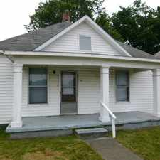 Rental info for 1625 N 1st St in the Terre Haute area