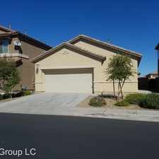 Rental info for 752 Crest Valley Pl in the Whitney Ranch area