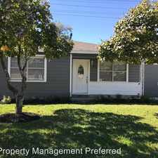 Rental info for 5713 Elysian St in the Northside Village area