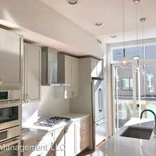 Rental info for 424 Fairmount Ave. in the Northern Liberties - Fishtown area