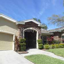 Rental info for CARROLLWOOD VILLAGE EXECUTIVE HOME in the Northdale area
