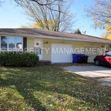 Rental info for 2 Bedroom Ranch Side by Side in the Appleton area