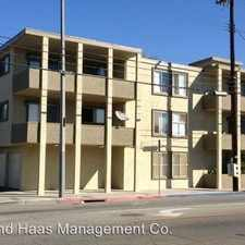 Rental info for 2901 E. 10th St. in the Long Beach area