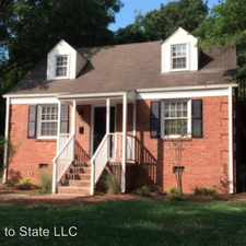 Rental info for 721 Georgetown Road in the Raleigh area
